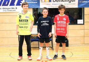 v.l.: Lukas Ruis, Stella-Marie Wendel, Benjamin Schempp